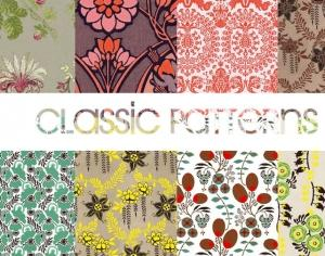 Classic Patterns Photoshop brush