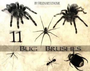 Bug Brushes Photoshop brush