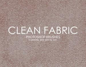 Free Clean Fabric Photoshop Brushes Photoshop brush
