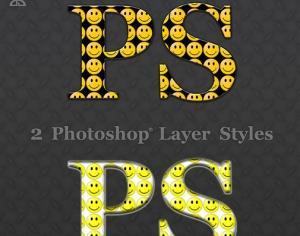 Smiley Photoshop Styles Photoshop brush