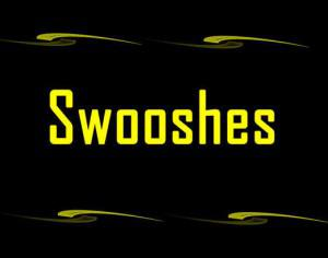 Swooshes Brushes Photoshop brush