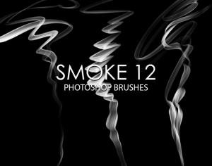 Free Smoke Photoshop Brushes 12 Photoshop brush