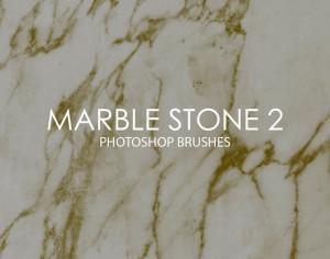 Free Marble Stone Photoshop Brushes 2 Photoshop brush
