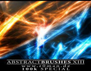 Abstract Brushset XIII Photoshop brush