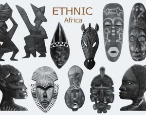 20 Ethnic PS Brushes abr. vol.10 Photoshop brush