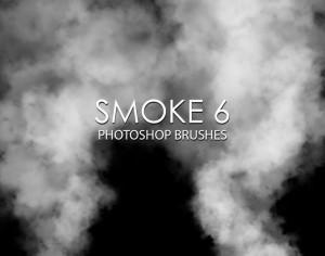 Free Smoke Photoshop Brushes 6 Photoshop brush