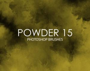 Free Powder Photoshop Brushes 15 Photoshop brush