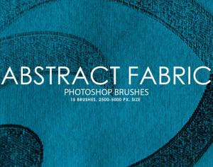 Free Abstract Fabric Photoshop Brushes Photoshop brush