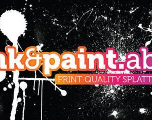 Ink & Paint - Print Quality Photoshop brush