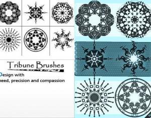 Tribune Brushes Photoshop brush
