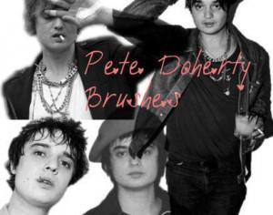 Pete Doherty Brushes Photoshop brush