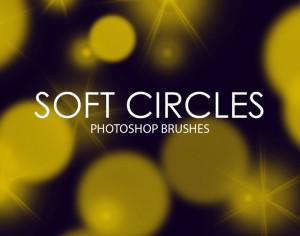 Free Soft Circles Photoshop Brushes Photoshop brush