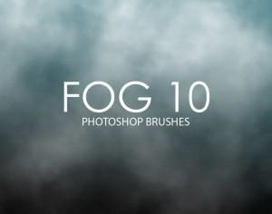 Free Fog Photoshop Brushes 10 Photoshop brush