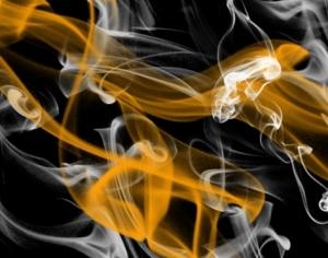 Minimalistic Smoke Brushes Photoshop brush