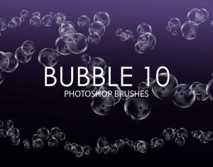 Free Bubble Photoshop Brushes 10 Photoshop brush