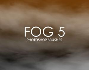 Free Fog Photoshop Brushes 5 Photoshop brush