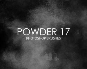 Free Powder Photoshop Brushes 17 Photoshop brush