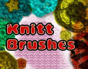 knitt brushes Photoshop brush