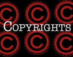 Copyrights Photoshop brush