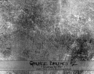 Grunge Brushes V2 Photoshop brush