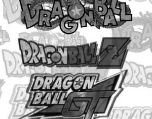 DB/DBZ/DBGT Dragon Ball Z Brushes Photoshop brush