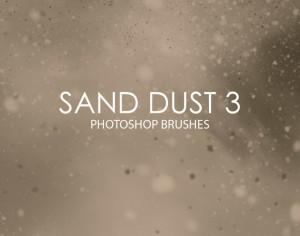 Free Sand Dust Photoshop Brushes 3 Photoshop brush