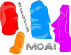 Moai Brushes Photoshop brush