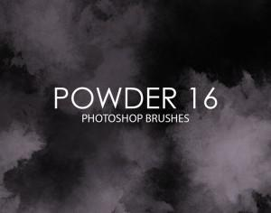 Free Powder Photoshop Brushes 16 Photoshop brush