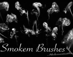 Smokem Brushes Photoshop brush