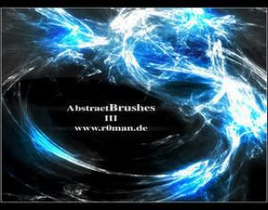 Abstract Brushset III Photoshop brush