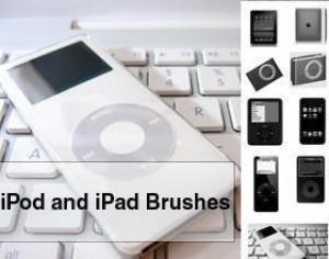 9 Unique and Exclusive iPod and iPad Brushes for Photoshop. Photoshop brush