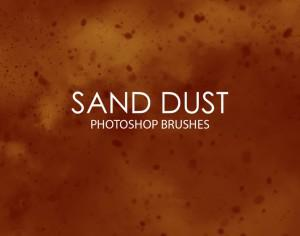 Free Sand Dust Photoshop Brushes Photoshop brush