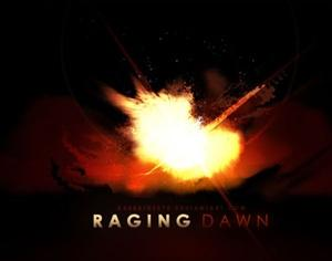 Raging Dawn Photoshop brush