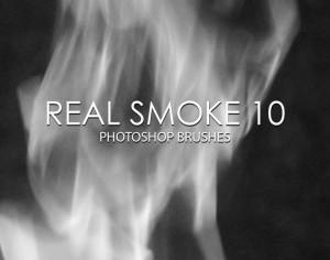 Free Real Smoke Photoshop Brushes 10 Photoshop brush