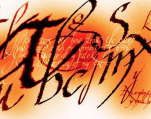 Arty Calligraphy Brushes Photoshop brush