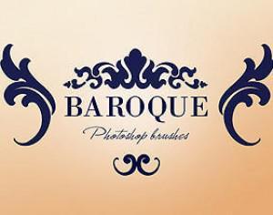 WG Baroque Ornaments Photoshop brush