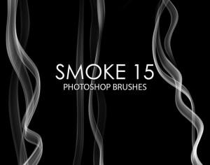 Free Smoke Photoshop Brushes 15 Photoshop brush