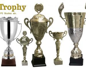 20 Trophy PS Brushes abr. vol.8 Photoshop brush