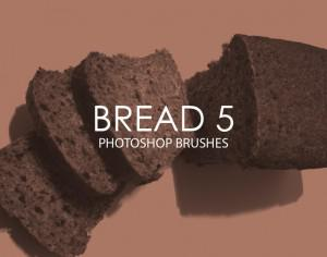 Free Bread Photoshop Brushes 5 Photoshop brush