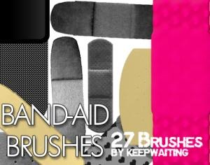 Band-Aid Brushes Photoshop brush
