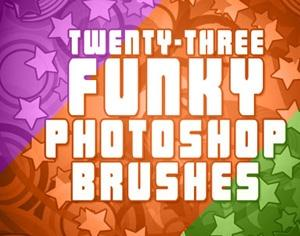 Funky Brushes Photoshop brush