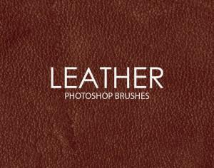 Free Leather Photoshop Brushes Photoshop brush