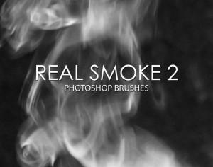 Free Real Smoke Photoshop Brushes 2 Photoshop brush