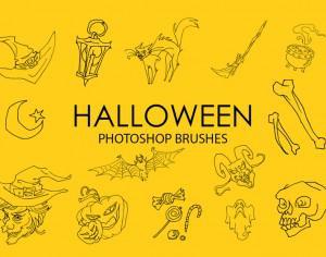 Free Halloween Photoshop Brushes Photoshop brush