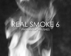 Free Real Smoke Photoshop Brushes 6 Photoshop brush