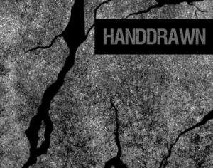 Hand-drawn Cracks Photoshop brush
