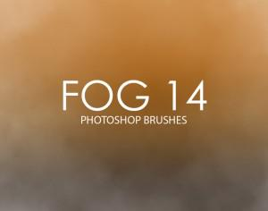 Free Fog Photoshop Brushes 14 Photoshop brush
