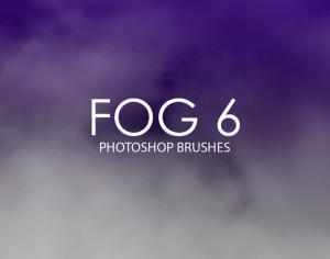 Free Fog Photoshop Brushes 6 Photoshop brush