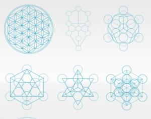 Sacred Geometry Symbol Photoshop Brushes Photoshop brush