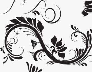 Decorative Ornament Photoshop brush
